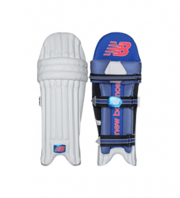New Balance Burn Junior Batting Pads (2020)<br> <span style='color:grey'>RRP: <span style='color:red;text-decoration:line-through'> <span style='color:grey'>£75.00</span>