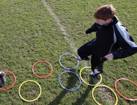 Precision Speed Agility Hoops (Set of 12)