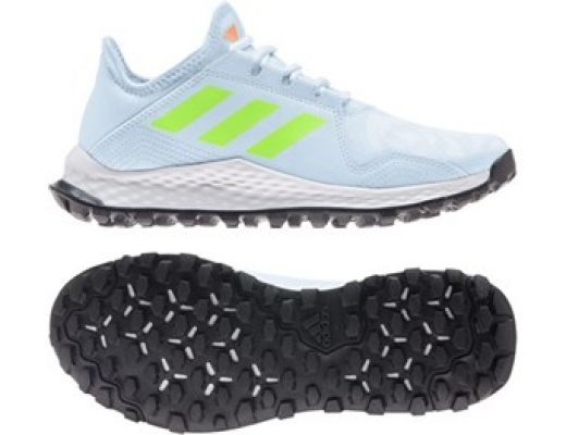 Adidas Youngstar Junior Hockey Shoes (Sky Blue)<br> <span style='color:grey'>RRP: <span style='color:red;text-decoration:line-through'> <span style='color:grey'>£50.00</span>