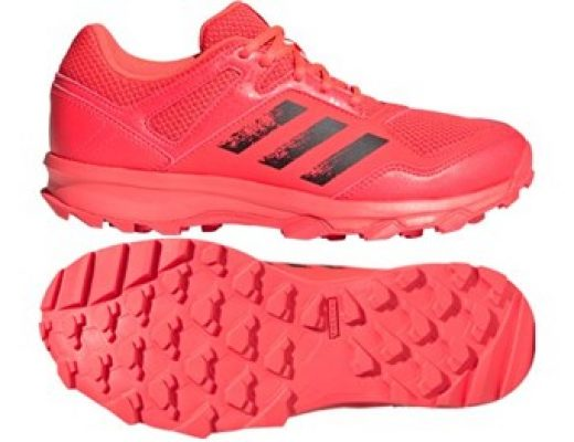 Adidas Fabela Rise Hockey Shoes (Pink)<br> <span style='color:grey'>RRP: <span style='color:red;text-decoration:line-through'> <span style='color:grey'>£75.00</span>