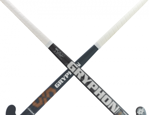 Gryphon GXX Chrome Solo Pro Hockey Stick (2020)<br> <span style='color:grey'>RRP: <span style='color:red;text-decoration:line-through'> <span style='color:grey'>£110.00</span>