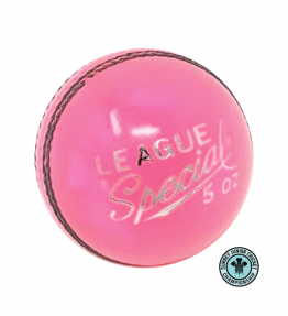 PRE-ORDER - AJ Test Star Cricket Ball Womens (5 ozs)<br> <span style='color:grey'>RRP: <span style='color:red;text-decoration:line-through'> <span style='color:grey'>£14.00</span> </span>