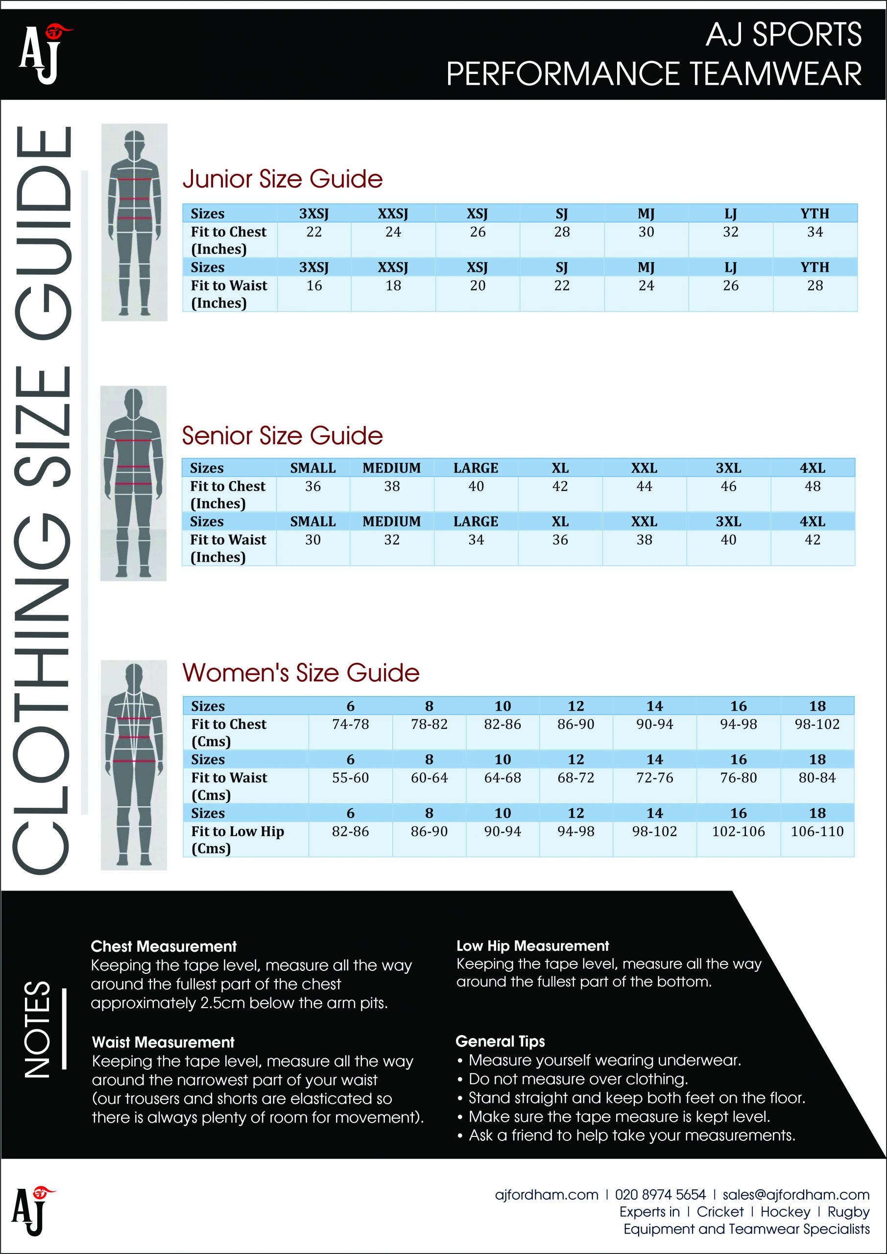 Clothing Size Guide Final(1)