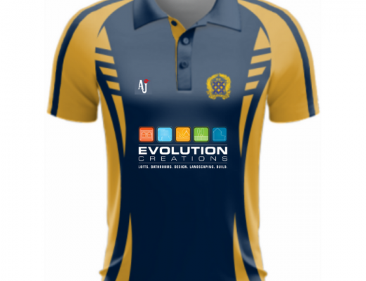 ORCC Coloured Playing Shirt