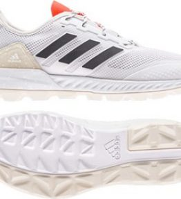 Adidas Adipower 2.1 Hockey Shoes (White) <br> <span style='color:grey'>RRP: <span style='color:red;text-decoration:line-through'> <span style='color:grey'>£130.00</span>